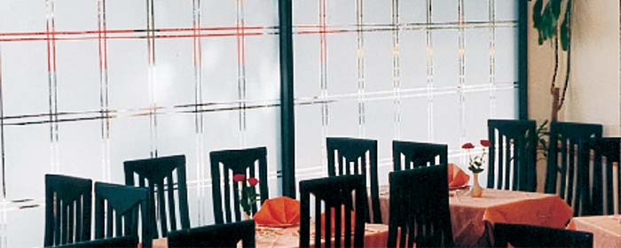 Llumar Decorative Window Films Singapore Window Cool 226 162