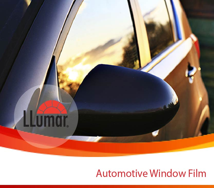 llumar automotive window film