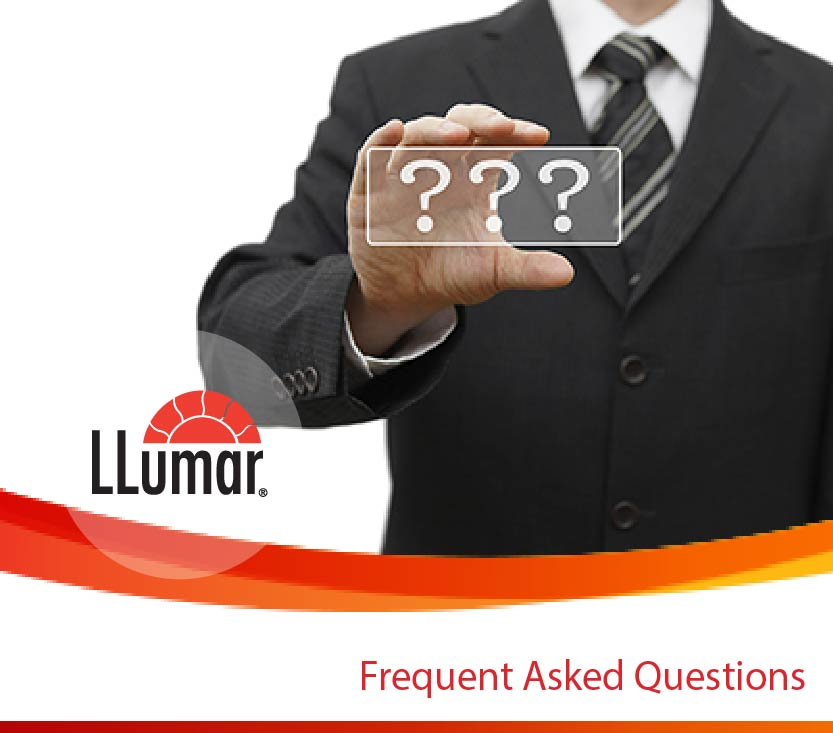 windowcool llumar window film FAQ