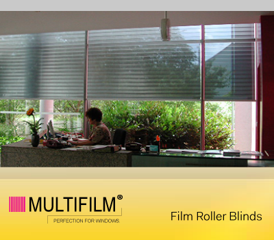 windowcool multifilm - film roller blinds